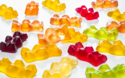 Cannabis Gummy Bears Are Sweet Relief